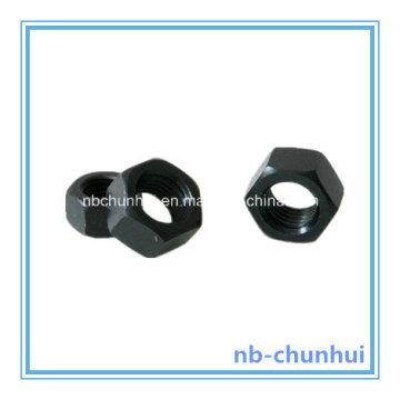 Шестигранная гайка GB6915 черный