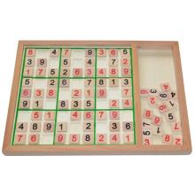 Wooden Sudoku