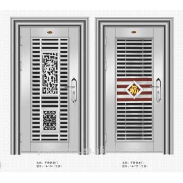 Außentüren aus Metall