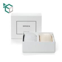 Gewohnheit Druckspeicher Schöner kosmetischer Verpackungspapierkasten