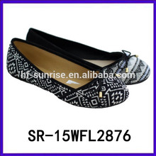 2015 lace upper funky flat shoes women flat shoes summer shoes