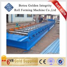 Máquina de fabricación automática / rollo de metal laminado que forma la máquina