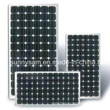 Панель солнечных батарей 100W Мощность с высоким качеством и эффективностью