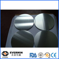 Deep Drawing Aluminum Circle For Lighting Decoration