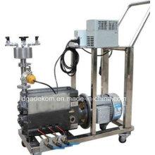 Pompe à vide industrielle à pharmacie refroidie à l'eau à sec de 1,8 m3 / H (DCHS-30U1 / U2)