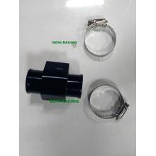 Wassertemperatur-Sensor-Adapter mit28 / 32/34 / 36mm Kühler-Schlauch 1/8 NPT Kühlmittel-Temp-Messgerät Temp-Verbindung für Motorrad