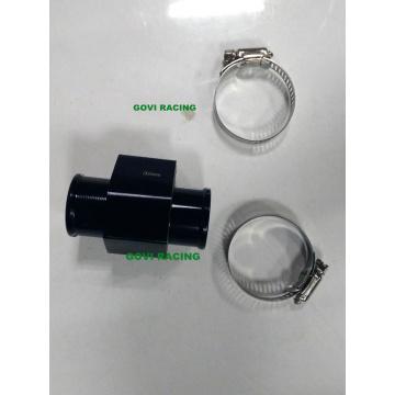 Adaptador del sensor de temperatura del agua Manguera del radiador 28/32/34/36 mm 1/8 NPT Temperatura del refrigerante Interruptor de temperatura del manómetro para motocicleta
