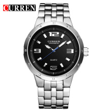 Simple Quartz Military Waterproof Watches Men