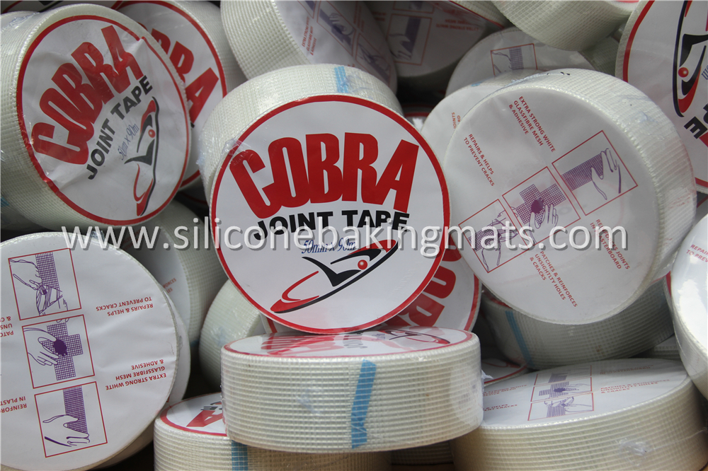 Self Adhesive Fibreglass Joint Tape