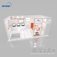 Heiße Verkaufsausstellungsstandstallshow-Ausstellungsstand-Ausstellungsstände entwarfen in Shanghai, China