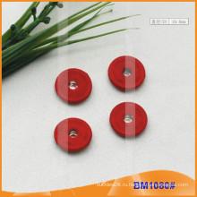 Ткань покрытая кнопка, кнопки ткани, кнопка Snap Fabric BM1081