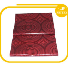 Supply high quality handmade guinea brocade cotton fabric african bazin clothing with best price