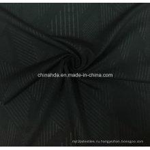 Черный печатных одежды купальники ткани (HD2201054)