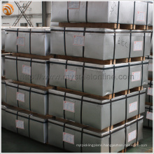 Food Cans Used 2.8/2.8gsm MR T3 Electrolytic Tinplate Sheet with JIS G3303 from Jiangsu