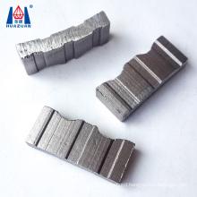 24x4x10mm Turbo Diamond Segment For Core Drill Bit