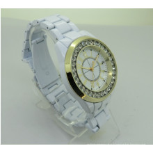 Горячий продавать водонепроницаемый Женева мода водонепроницаемые часы на заказ