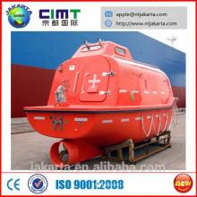 Спасательная лодка FRP / закрытая спасательная шлюпка CCS ABS