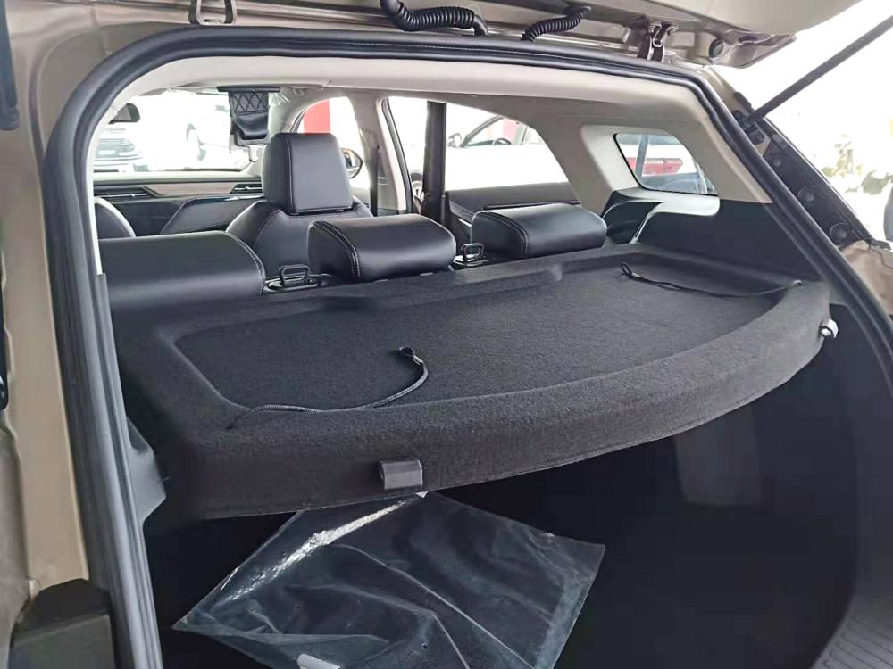 Ford Territory Storage Trunk Cover
