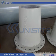 thich wear resistant steel pipe for dredging (USC-7-002)