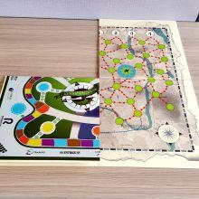 Custom print high quality adult cardboard game
