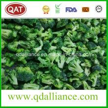 IQF Frozen Organic Broccoli with Brc Certificate