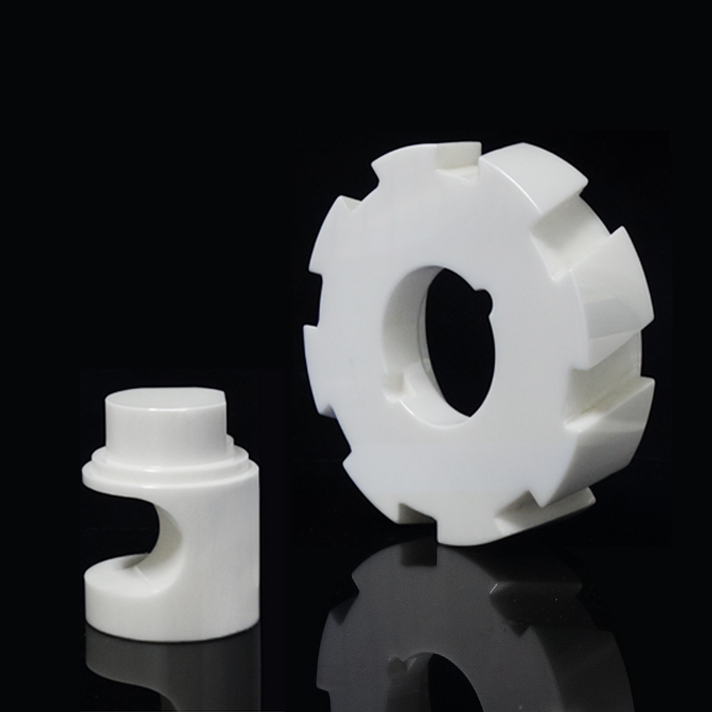 Ceramic sealing part