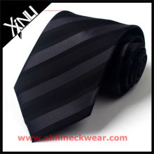 Nuevo lazo negro de seda
