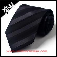 New Silk Black Tie