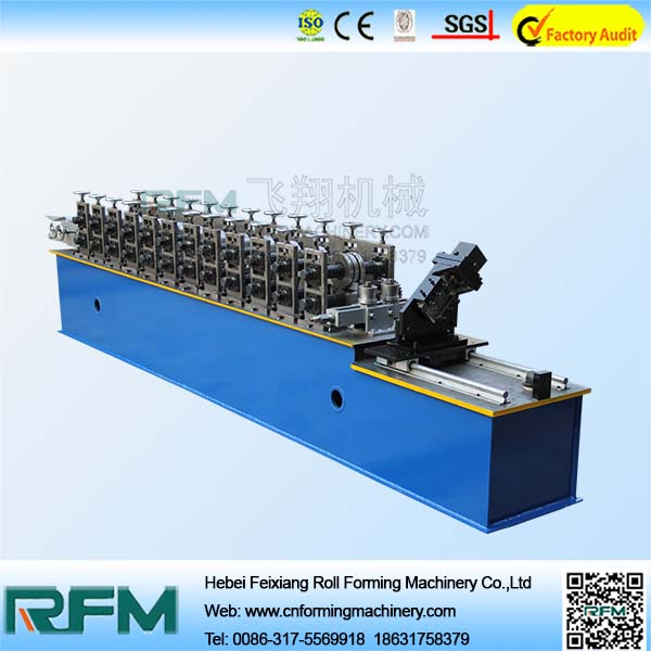 U Channel Keel Making Machine