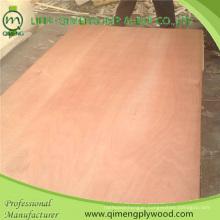 Poplar or Hardwood Core Dbbcc Grade 15mm Bintangor Plywood