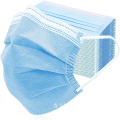 Ce 3ply Respirator Medical Supply Jetable Protective