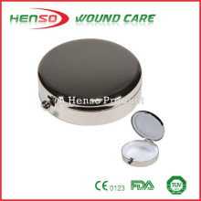 HENSO Durable Pill Tin Box