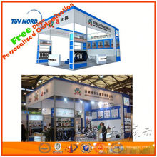 Système d'exposition en aluminium de 20 pi x 20 pi pour le stand avec système d'exposition