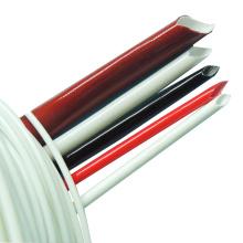 Tubes de douilles de fibre de verre vernis de silicone d'isolation de fil de 4KV