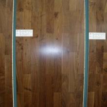 3 слоя 3-полосная инженерии Настил грецкого ореха
