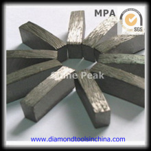 Diamantsegment zum Schneiden von Granit