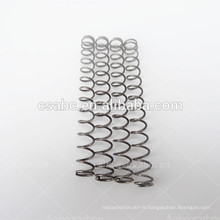 stainless steel material motor brush springs