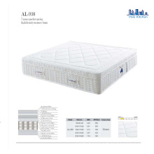 Pole Pocket Spring Sweet Dream Latex Mattress