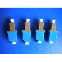 LC-Mu Hybrid Fiber Optic Adapter