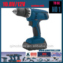 QIMO Professional Power Tools QM1007 12V Single/Double Speed Cordless Drill