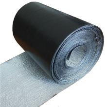 Custom Elastic Pavement Round Cream Repair Black Anti-cracking Stickers