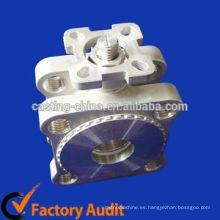 Válvula de aguja de brida de acero inoxidable de válvula de acero inoxidable
