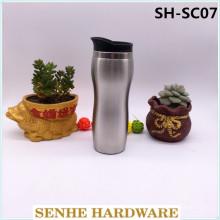 Кружка кофе нержавеющей стали 450ml (SH-SC07)