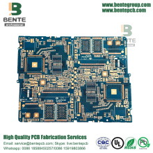 OSP 4 Schichten Leiterplatte FR4 Tg150 Multilayer PCB BGA