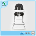 Segurança de venda quente alimentando a cadeira alta com almofada Y-Forma Nursey cadeira do bebê para a refeição (SH-G1)