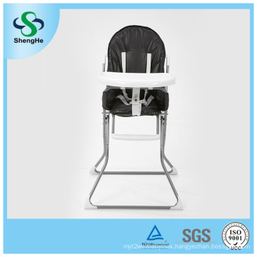 Hot Sale Safety Feeding High Chair with Pad Y-Shape Nursey Baby Chair for Meal (SH-G1)