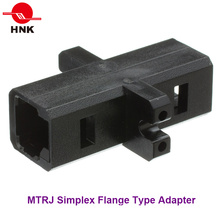 MTRJ Simplex Flange Type Fiber Optic Adapter
