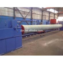 Maquinaria do equipamento da máquina de enrolamento da tubulação do composto GRP da fibra de vidro FRP