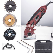 54.8mm 400w Hot Sales As Seen On TV Multifunction Mini Circular Saw Electric Power Vibrating Saw Tool