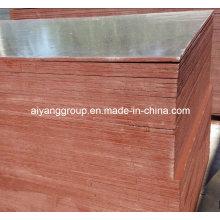 1250mm * 2500mm * 21mm Película Contraplacado / Concreto Contraplacado para Construção com Ce Certificado